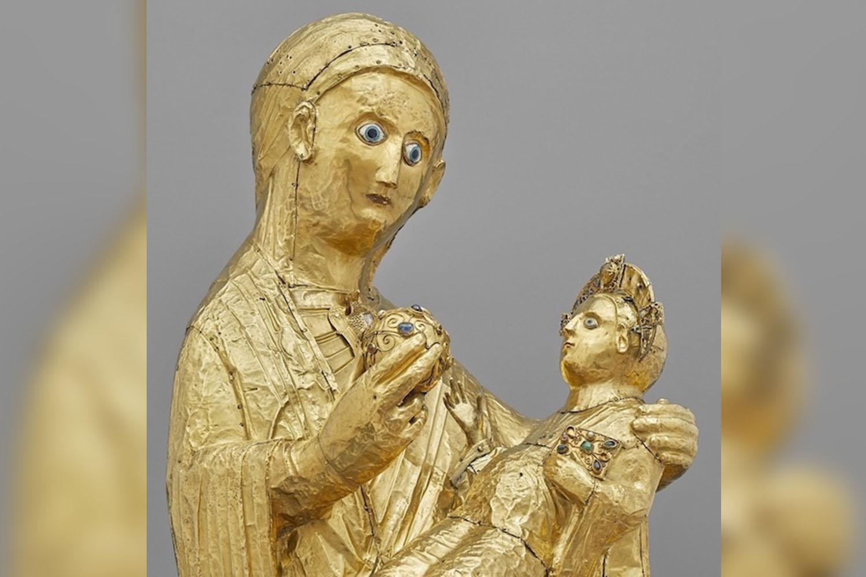 Die Madonna des Essener Doms