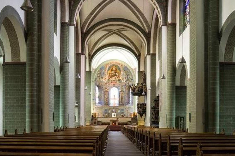 Die Innenansicht des Patrokli Dom in Soest