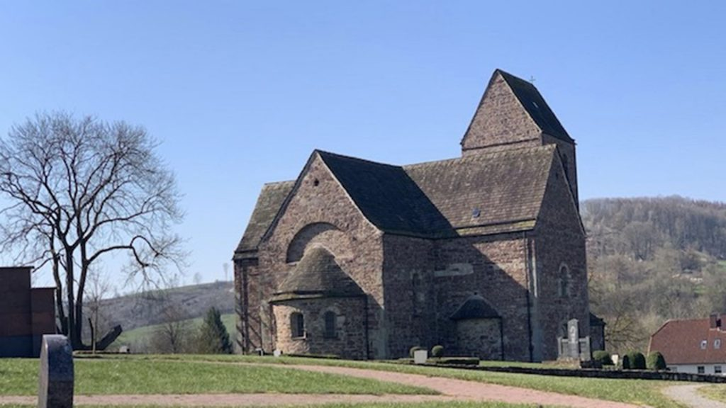 Außenansicht der St. Kilian Pfarrkirche