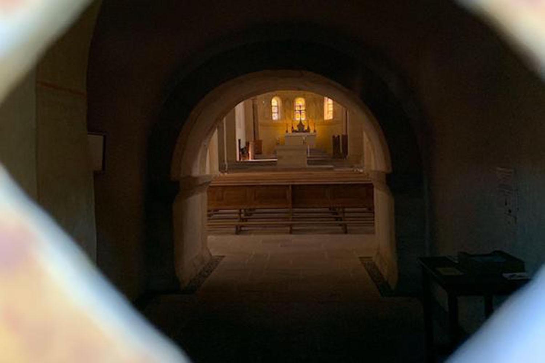 Innenansicht der St. Kilian Pfarrkirche