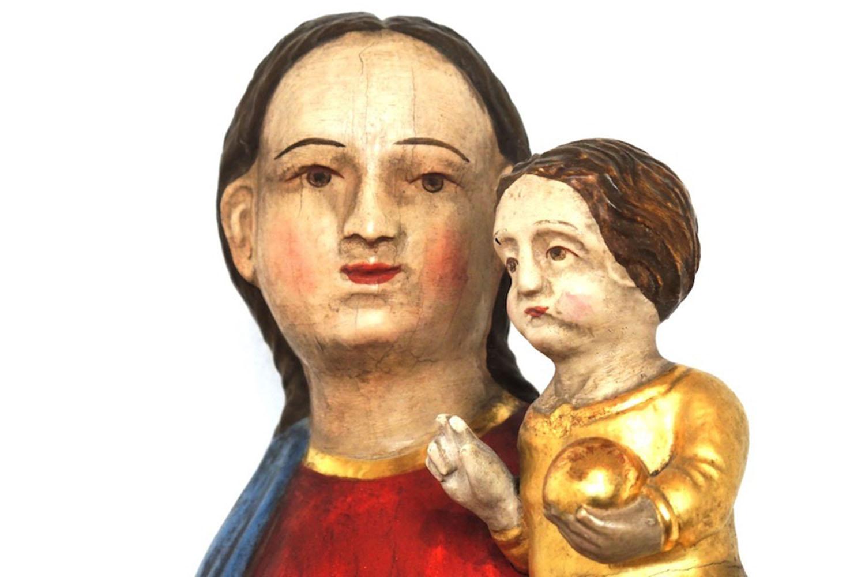 Madonna der Pfarrkirche Heilig Geist