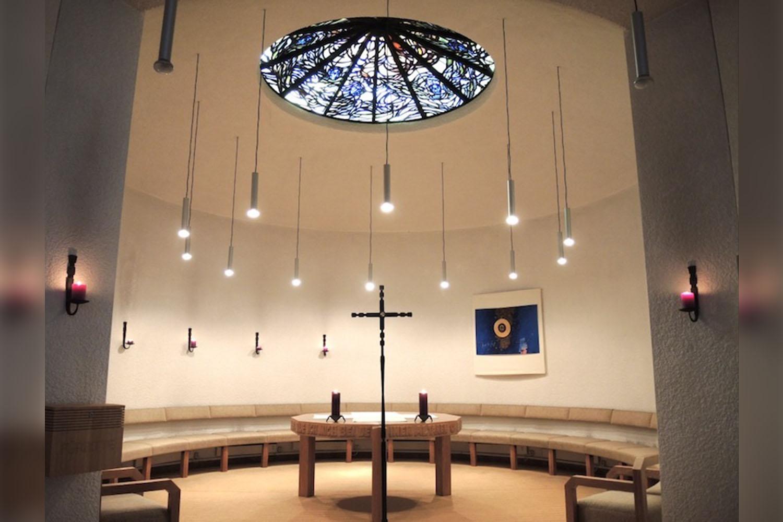 Turmkapelle der Pfarrkirche Heilig Geist