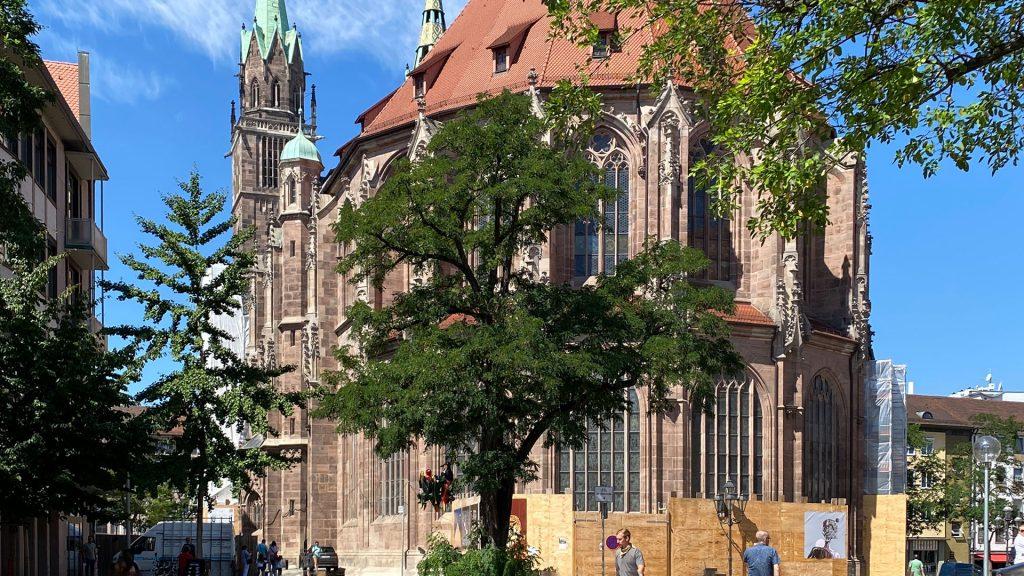 Lorenzkirche-Nuernberg