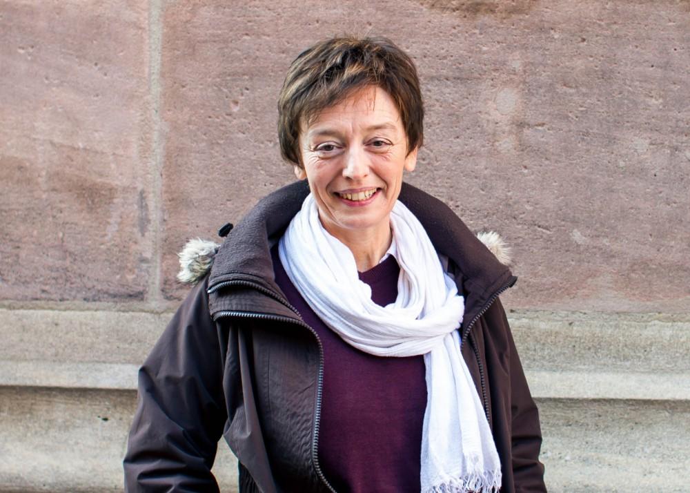 Claudia Voigt-Grabenstein, Pfarrerin der Lorenzkirche Nürnberg